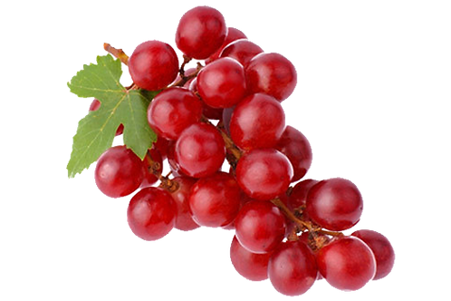 Red Grapes (900 gr ) (9.55 AED)