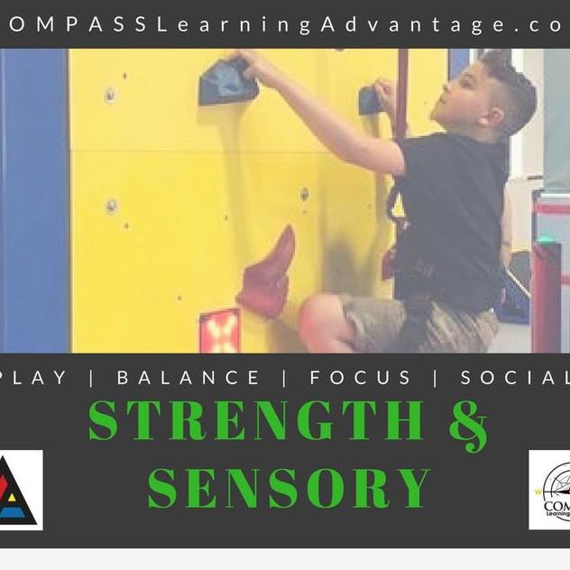 Strength and Sensory class at HP facebook