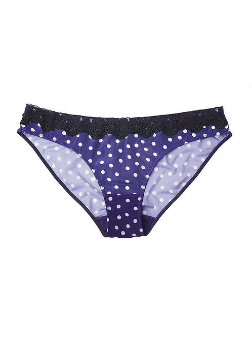 Polka Charm Bikini