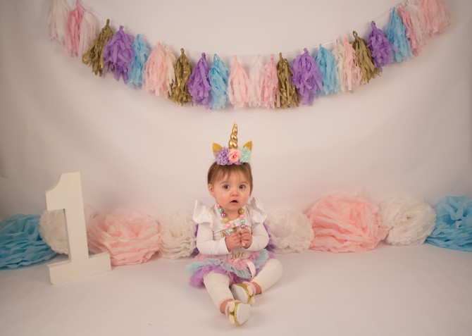 Caroline turns 1!