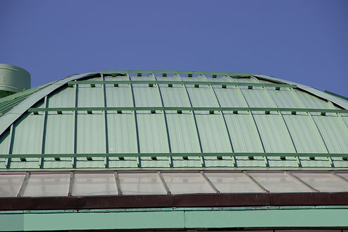 playland ice casino new roof