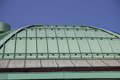 playland ice casino new roof