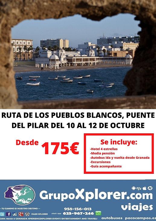 RUTA DE LOS PUEBLOS BLANCOS, PUENTE DEL