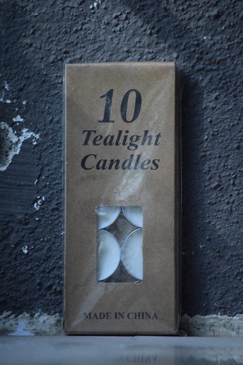 Tea Lights Candle (10 pc) (GG-18)