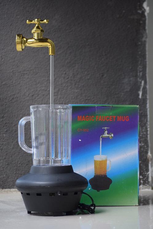 magic faucet mug