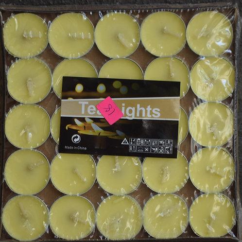Tea Lights Candle (100 pc)