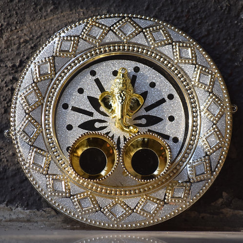 Pooja Plate Silver (s)