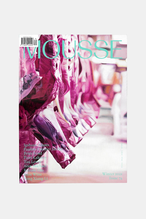 Mousse magazine #74
