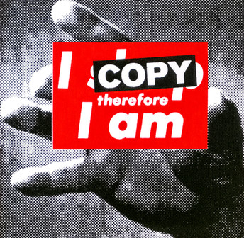 NOW OPEN: I COPY THEREFORE I AM - ERIC DOERINGER