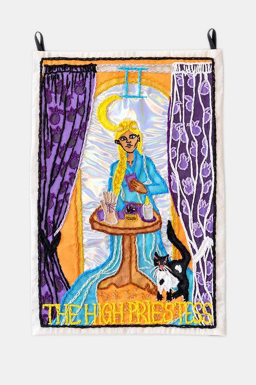 Berenike Corcuera - II The Highpriestess, Taroracle Book Card Collection