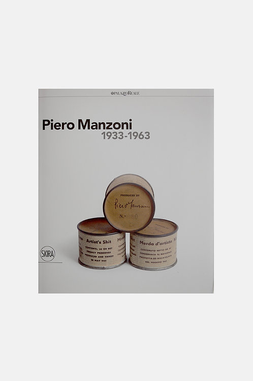 Piero Manzoni - 1933-1963