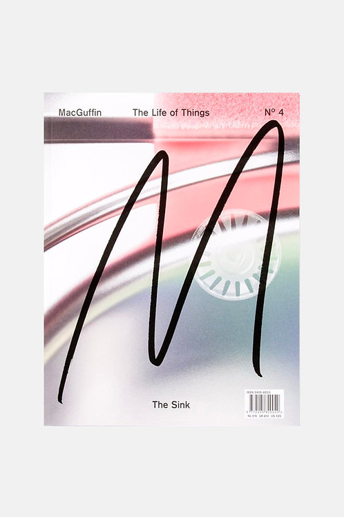 MacGuffin Issue 4 – The Sink