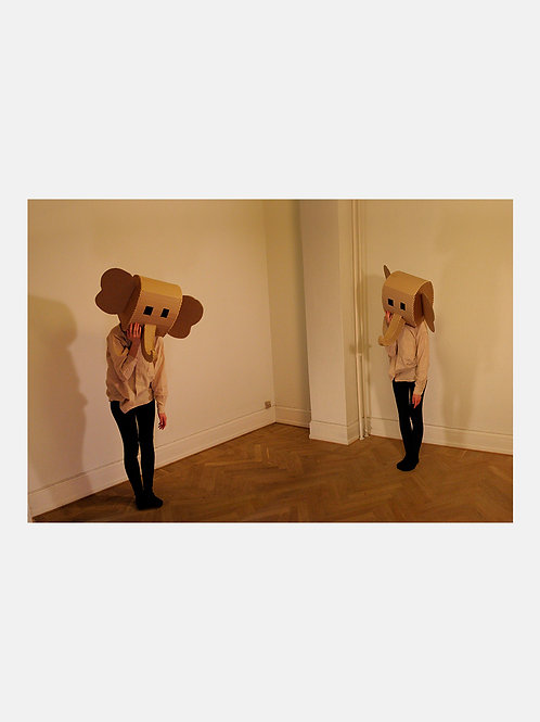 Jonas Bjerre & Agnete Hegelund, This Place is Not A Place #2, 2011