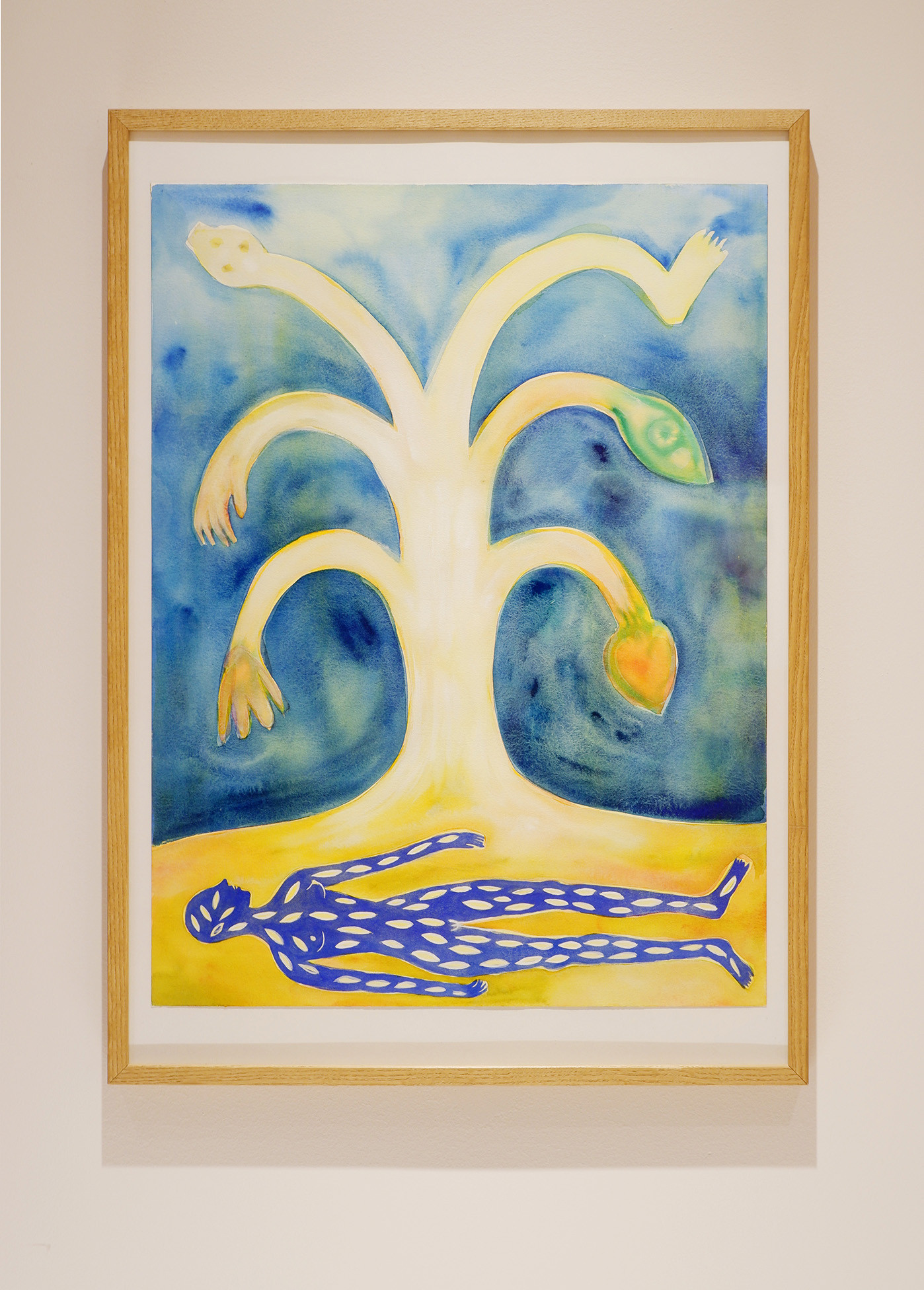 Cecilia Granara Body Confusion, 2020 61 x 46 cm