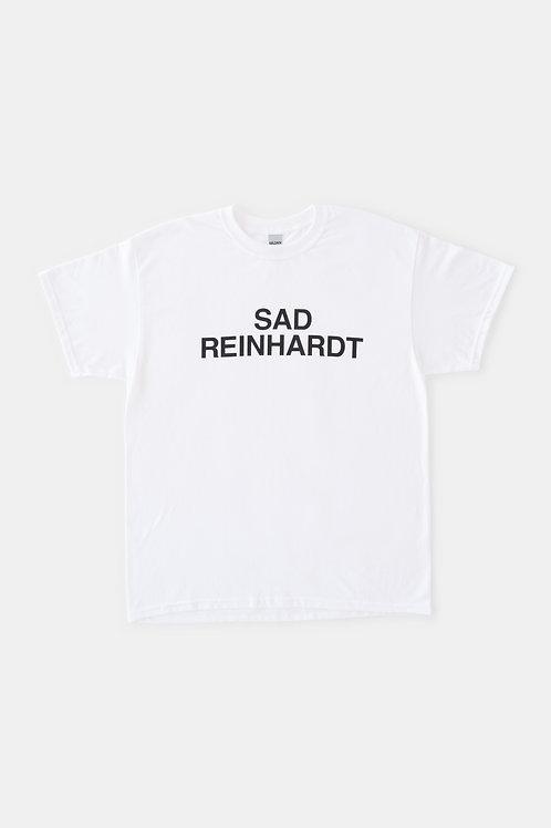 Mitsu Okubo - Sad Reinhardt T-Shirt (White)