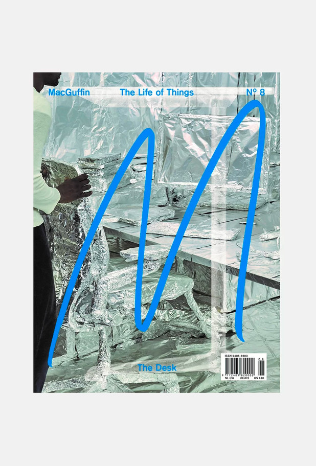 MacGuffin Issue 8 – The Desk