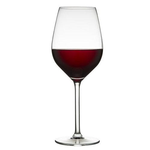Redwine glass