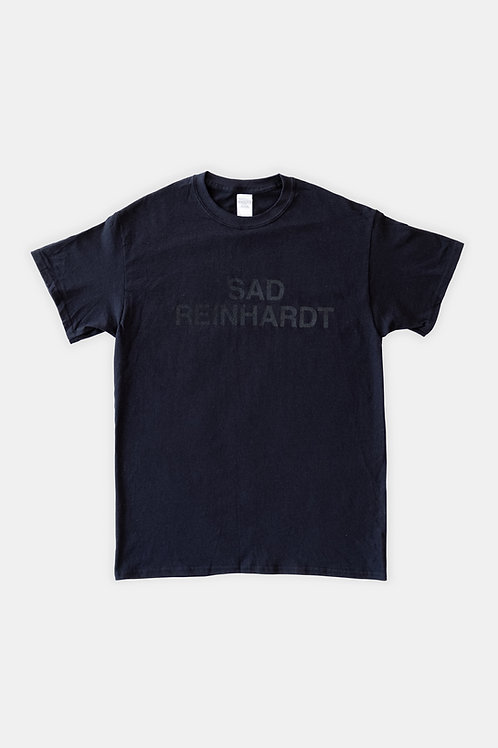 Mitsu Okubo - Sad Reinhardt T-Shirt (Black)