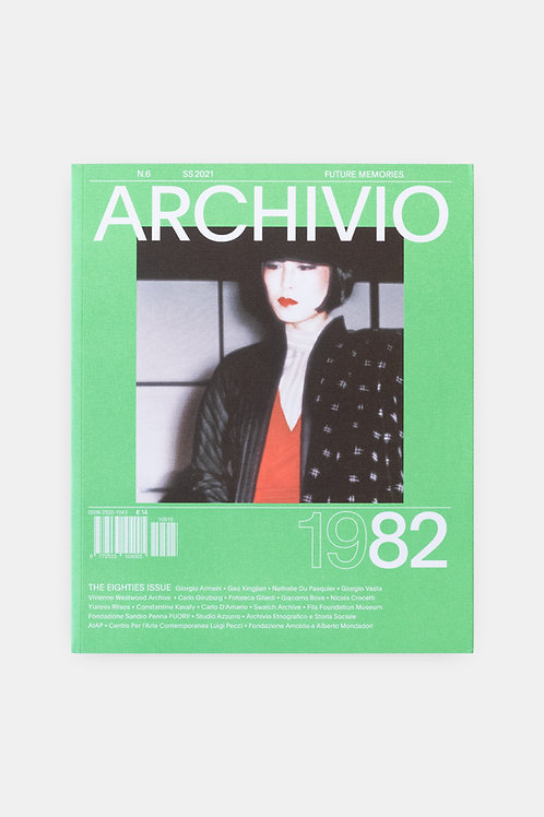 Archivio Issues 6 - The Eighties Issue