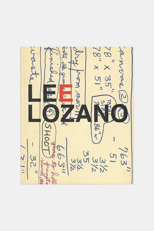 Lee Lozano - Slip Slide Splice
