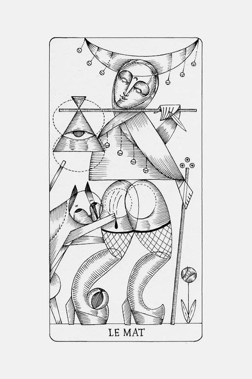 Sabat Issue 5 - Tarot Poster Set I