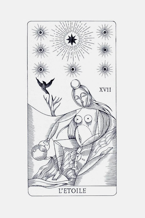 Sabat Issue 5 - Tarot Poster Set II