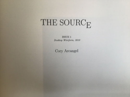 The Source 1,2,3,4