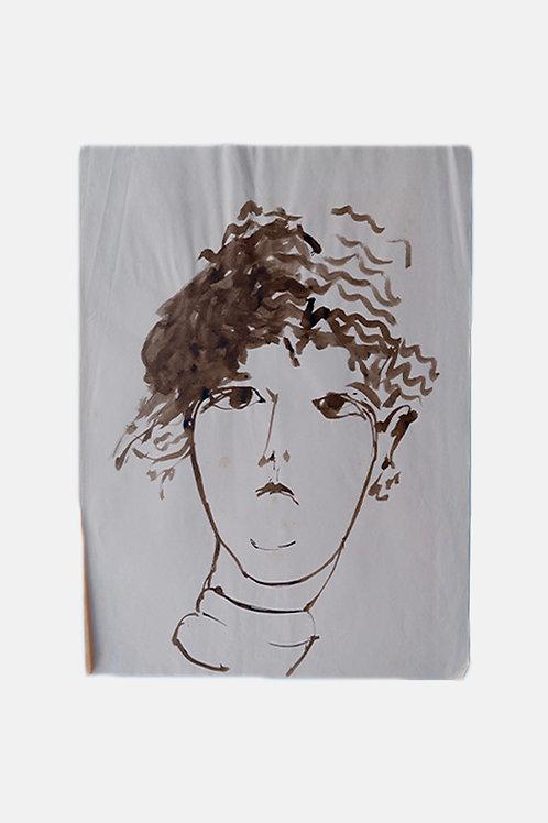 Espiga Pinto - Portrait, 1960-61