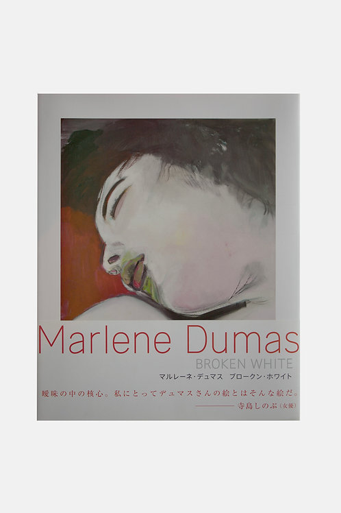 Marlene Dumas - Broken White