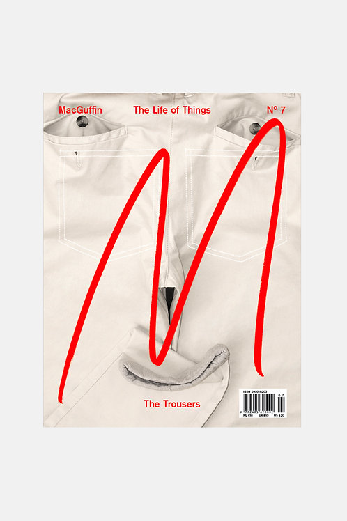 MacGuffin Issue 7 – The Trousers