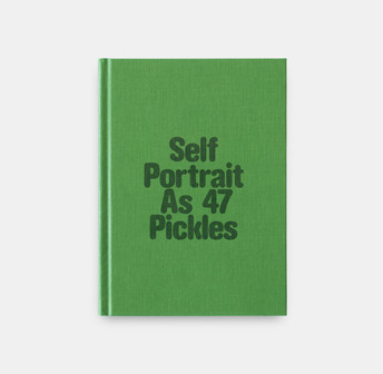 Erwin Wurm - Self Portrait As 47 Pickles