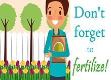 Gardening in Tuolumne County