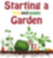 Fruit and veggie garden Sonora CA