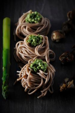 Michel Carossio - spaghetti aux escargots.jpg
