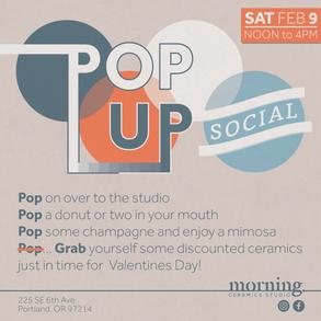 Morning - Pop Up Social