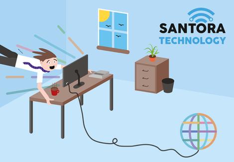 Santora Fibre Ethernet