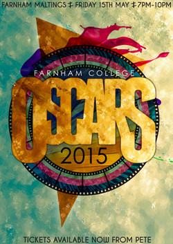 Oscars 2015 Poster