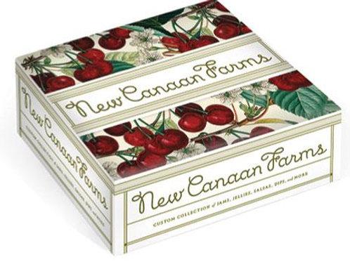 NEW CANAAN FARMS Jam & Salsa
