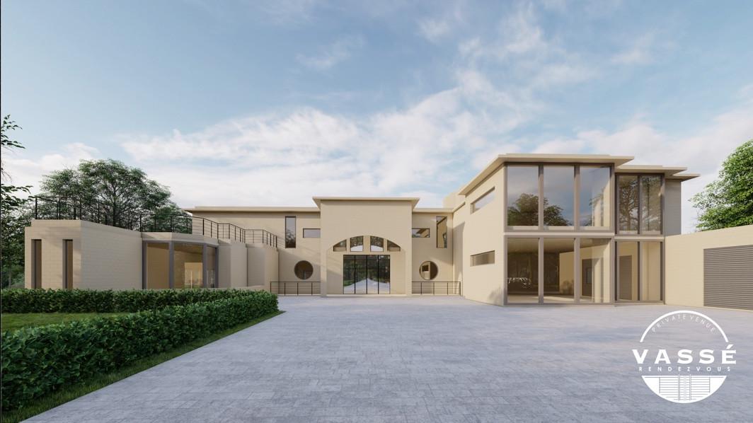 Vassé Rendezvous Concept Design Villa