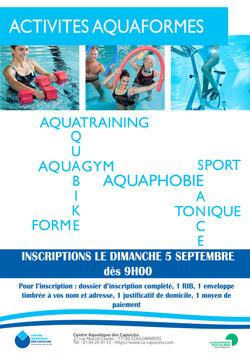 Reprise Aquaformes Coulo