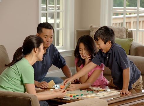 Helping families become healthier and happier by communicating better.