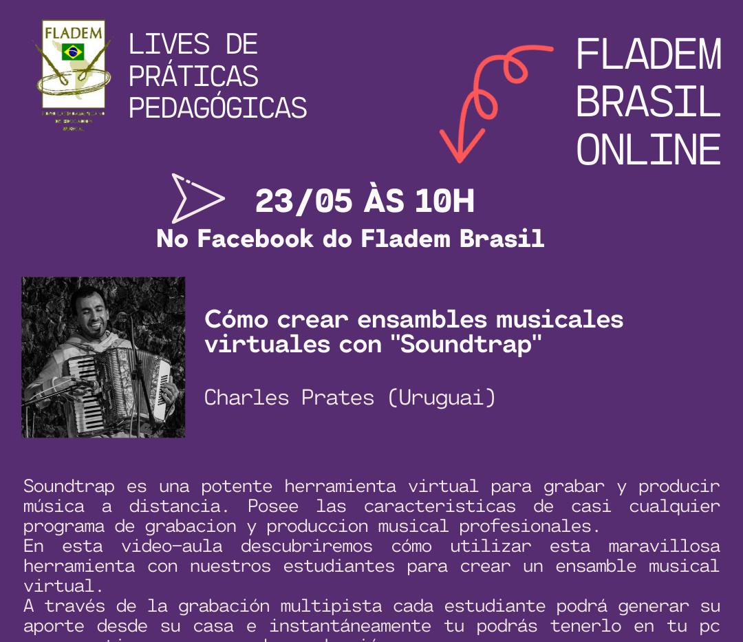 LIVE PEDAGÓGICA DIA 23/05