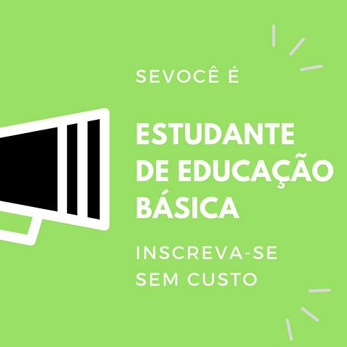 Estudante de educação básica