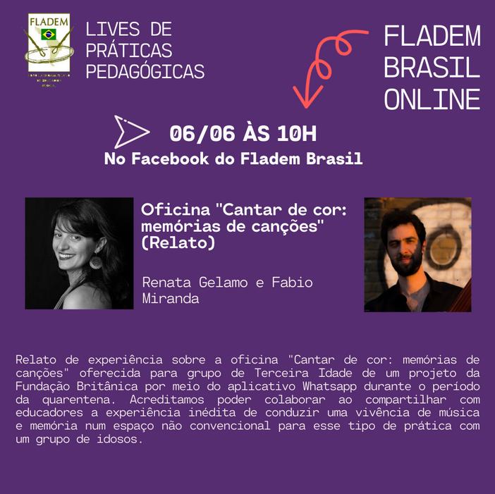 LIVE PEDAGÓGICA DIA 06/06