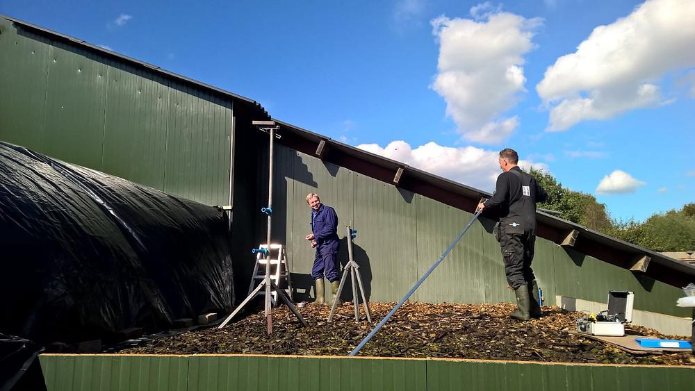 BioAir reduceert ammoniakuitstoot volledig