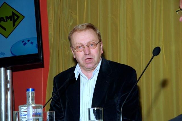 Jan Waayer te gast bij Zakelijk Almelo