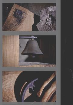 Dzwonnik (kolaż)
