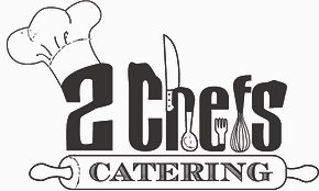 2 Chefs Catering logo