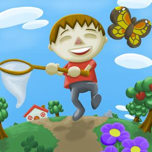Animal Crossing Joy