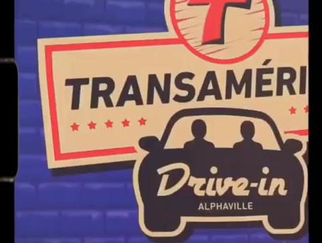 Transamérica Drive-In é a primeira arena Drive-In de Barueri.